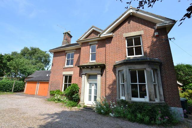 Thumbnail Detached house for sale in Christchurch Lane, Market Drayton