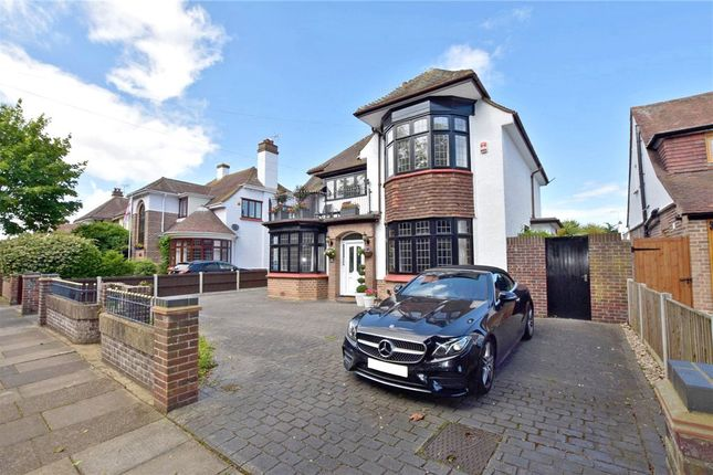Thumbnail Detached house for sale in Lancaster Gardens East, Clacton-On-Sea, Essex