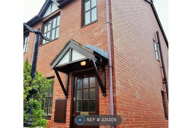 Thumbnail Terraced house to rent in The Chapel, St. Asaph