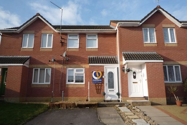 Thumbnail Terraced house for sale in Thistle Close, Barry
