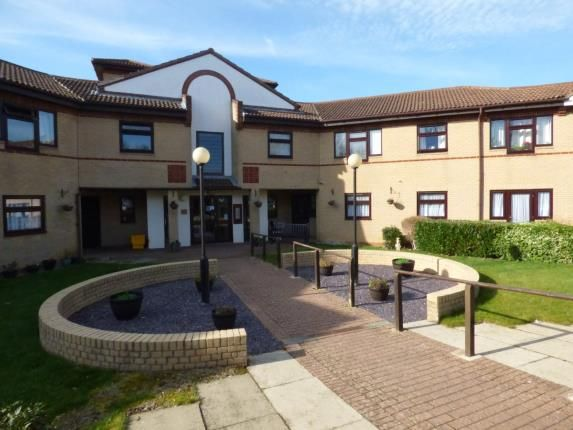 Thumbnail 2 bed flat for sale in Home Ridings House, Flintergill Court, Heelands, Milton Keynes