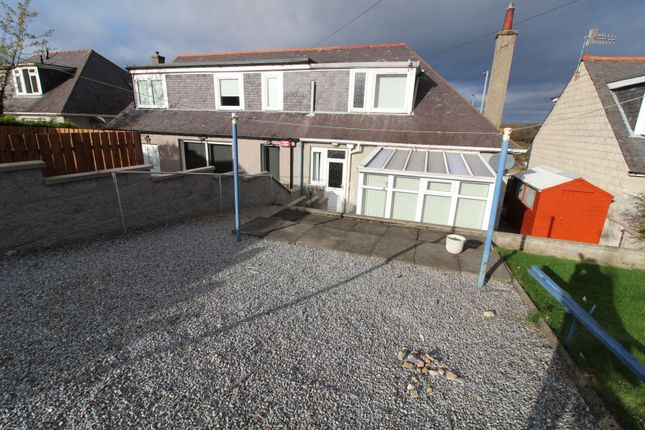Thumbnail Semi-detached house for sale in Auchmill Road, Aberdeen