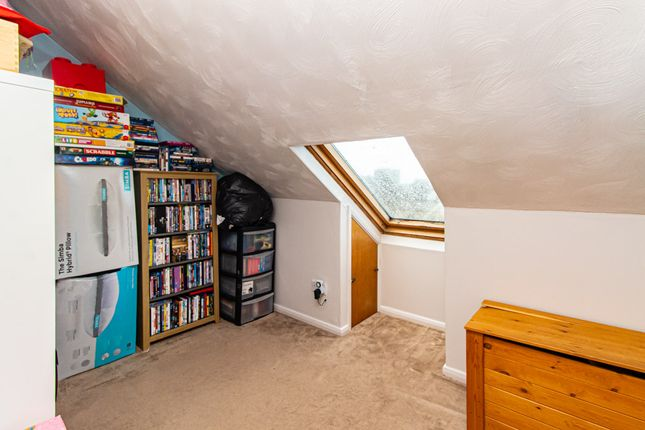 Bedroom/Office of Edith Road, Southend-On-Sea SS2