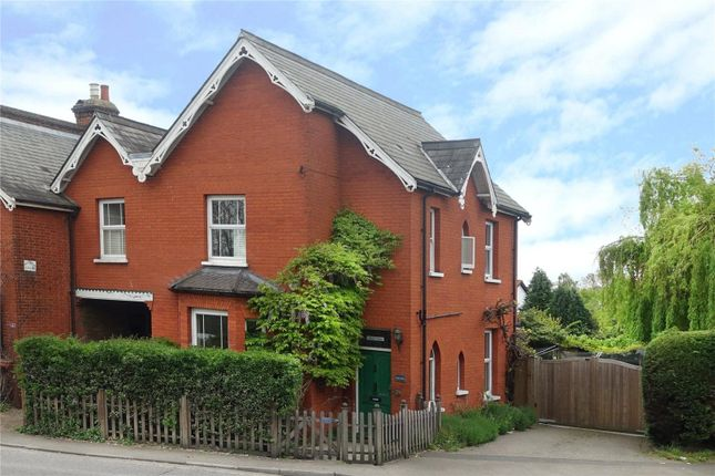 Thumbnail Terraced house for sale in Bridge Road, East Molesey, Surrey