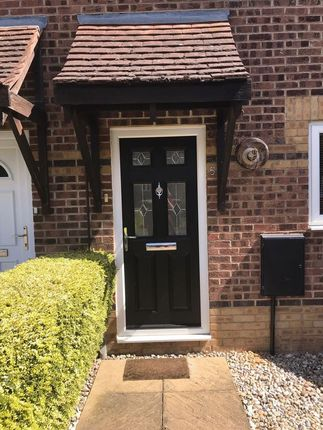 Thumbnail Terraced house for sale in Acacia Walk, Bicester
