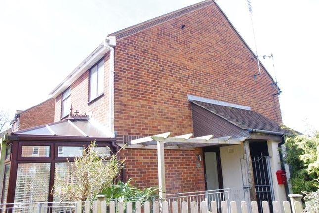 Thumbnail Bungalow to rent in Lander Close, Poole, Dorset