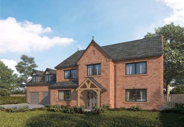 Thumbnail Detached house for sale in Plot 2 Leabank House, Wetheral Pasture, Carlisle, Cumbria