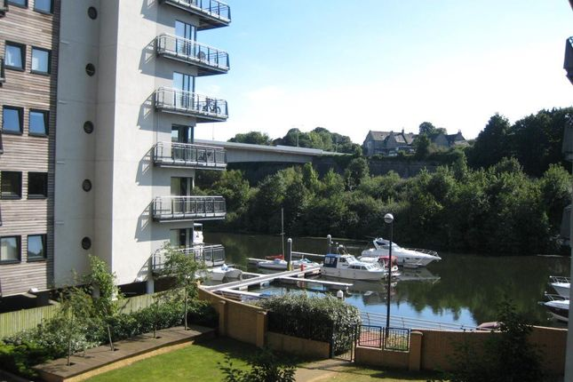 Thumbnail Flat to rent in Victoria Wharf, Cardiff Bay
