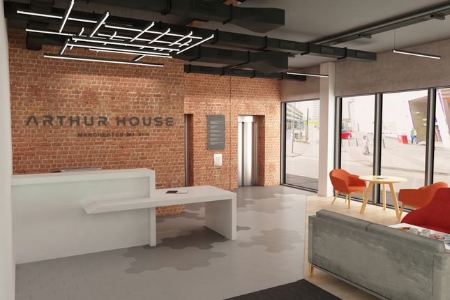 Office to let in Arthur House, Chortlon Street, Manchester