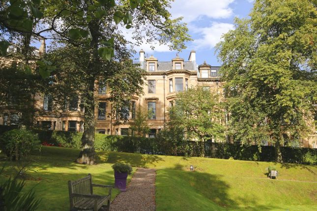 Thumbnail Flat for sale in Flat 2/1, 9 Athole Gardens, Hillhead, Glasgow