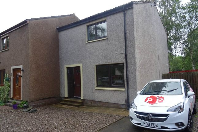 Thumbnail Detached house to rent in Fingask Court, Scone, Perth