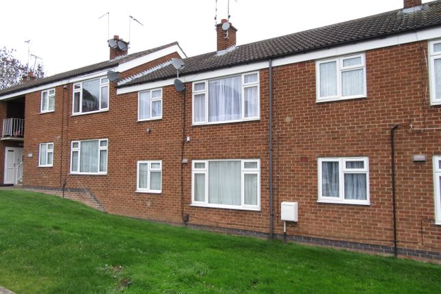 Thumbnail Flat to rent in Westmorland Road, Wyken, Coventry