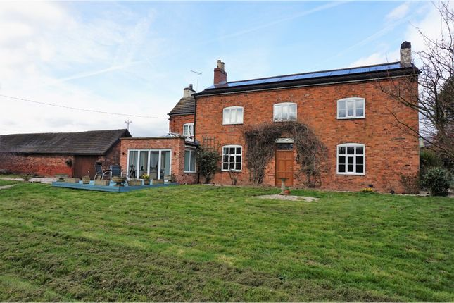 Thumbnail Detached house for sale in Hay Lane, Derby
