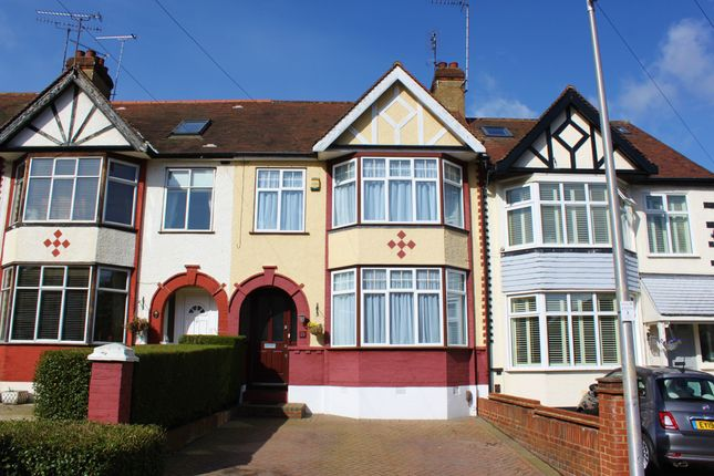 Thumbnail Terraced house for sale in Arlington Road, Woodford Green