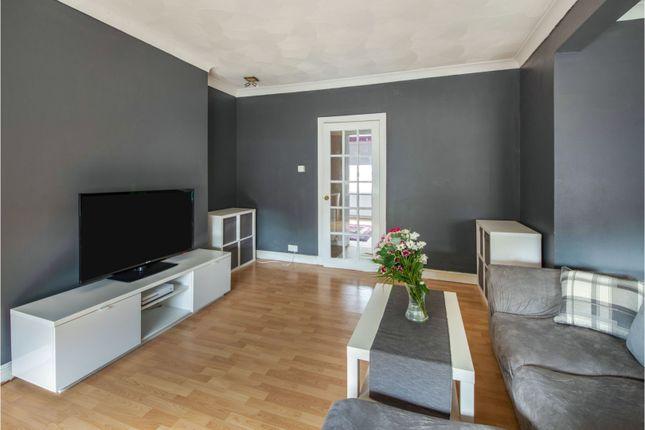 Living Room of Croftend Avenue, Croftfoot, Glasgow G44