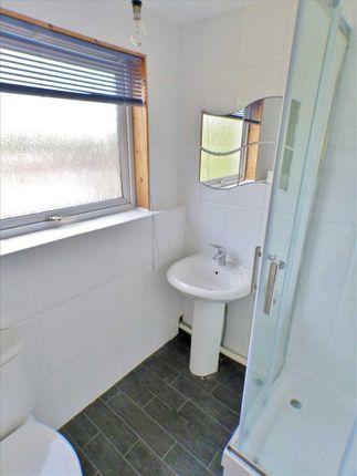 Shower Room of Glen Lee, St Leonards, East Kilbride G74