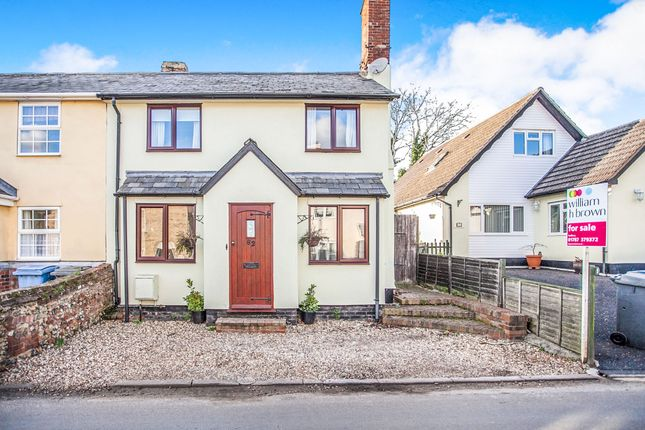 Thumbnail Semi-detached house for sale in Egremont Street, Glemsford, Sudbury