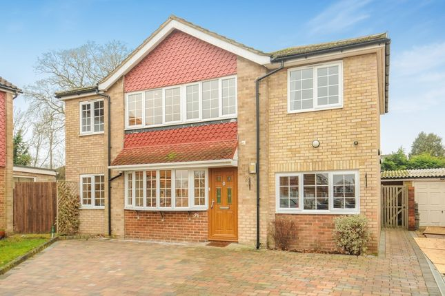 4 bed detached house for sale in Poplar Crescent, Epsom, Surrey