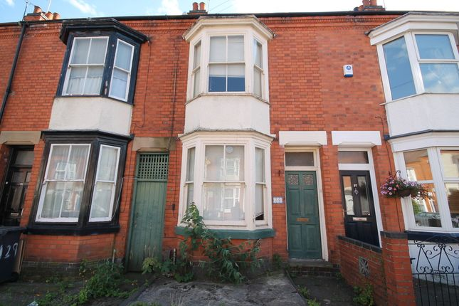 Thumbnail Terraced house for sale in Ivy Road, West End, Leicester