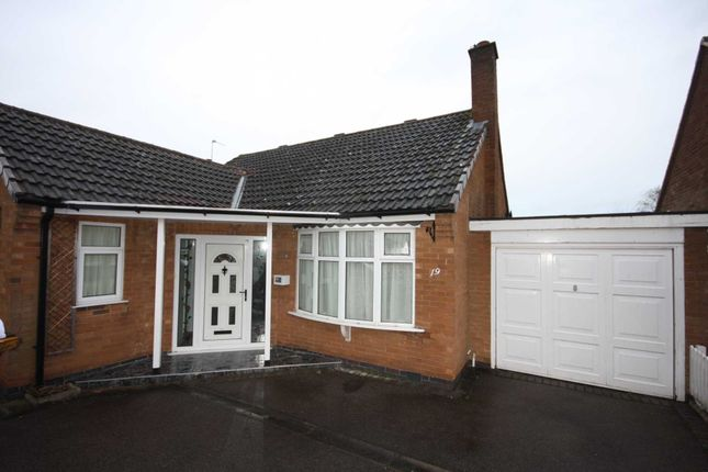 Thumbnail Detached house to rent in Templar Way, Rothley, Leicester