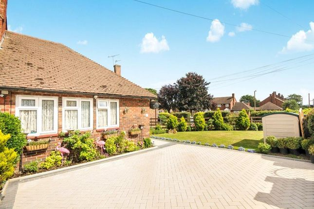 Thumbnail Terraced bungalow for sale in Anstridge Road, London