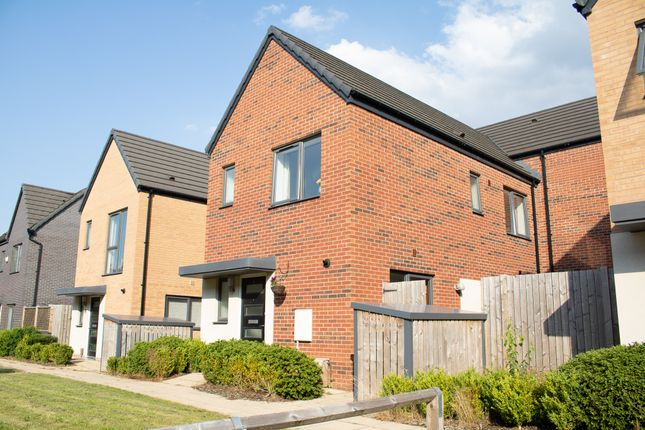 Thumbnail Semi-detached house for sale in Farrier Close, Doncaster
