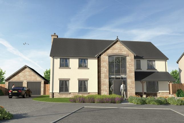 Thumbnail Detached house for sale in Eglyws Nunnydd, Margam, Port Talbot, West Glamorgan