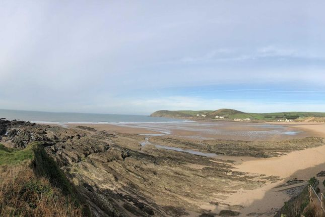 Thumbnail Property for sale in Down End, Croyde, Braunton