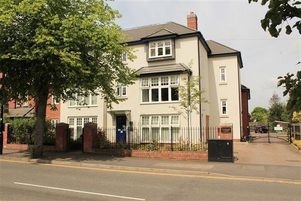Thumbnail Flat for sale in Finham Court, Waverley Road, Kenilworth