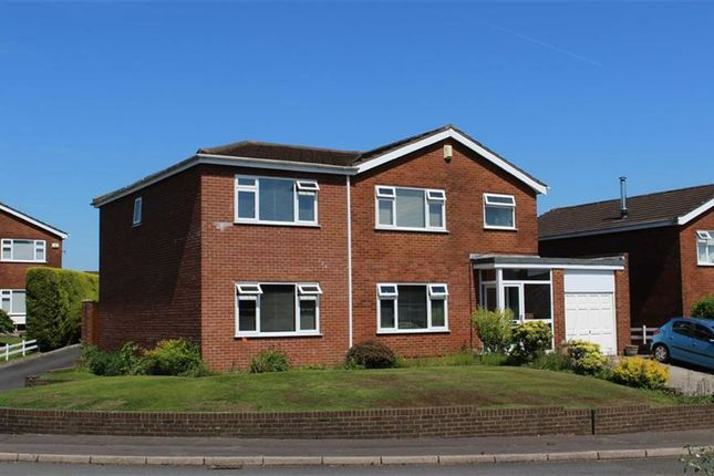 Thumbnail Detached house for sale in King George Court, Derwen Fawr, Sketty
