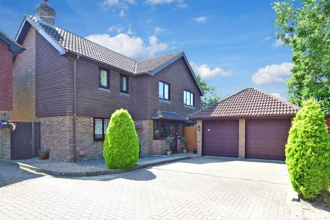 4 bed detached house for sale in Church Hill, Shepherdswell, Kent CT15