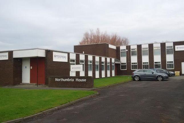 Thumbnail Office for sale in Northumbria House, Samson Close, Killingworth, Newcastle Upon Tyne, Tyne & Wear