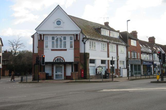 Retail premises to let in Old Woking Road, West Byfleet