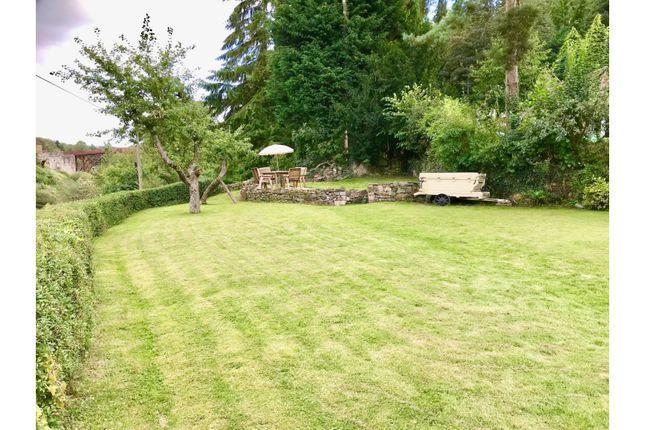Garden of Bower Yard, Ironbridge, Telford TF8