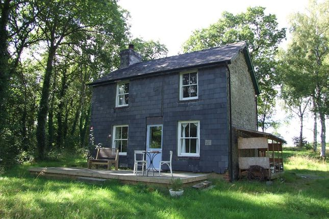 Thumbnail Detached house to rent in Garth, Llangammarch Wells, Powys, 4Bb.