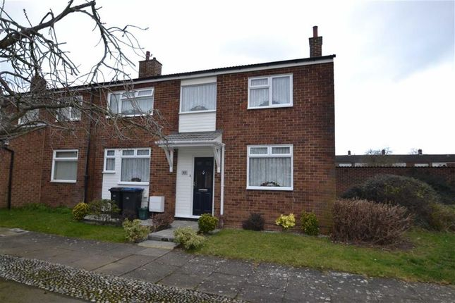 Thumbnail End terrace house for sale in Altham Grove, Harlow, Essex