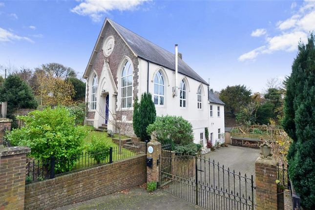 Thumbnail Detached house for sale in Church Hill, Shepherdswell, Kent