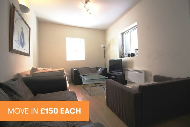 Thumbnail Flat to rent in Russell Court, Russell Street, Roath