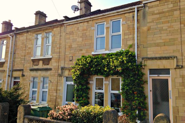 Thumbnail Terraced house for sale in Lymore Avenue, Oldfield Park, Bath