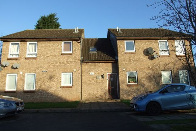 Thumbnail Studio to rent in Cotswold Court, Beeston, Nottingham