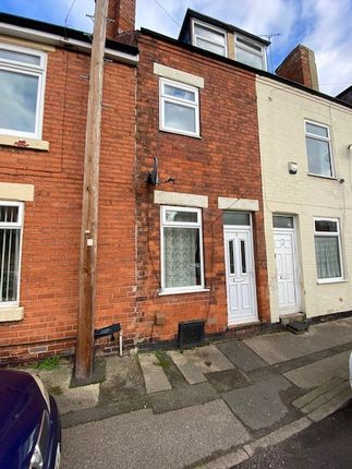 Thumbnail Terraced house to rent in Derby Street, Mansfield