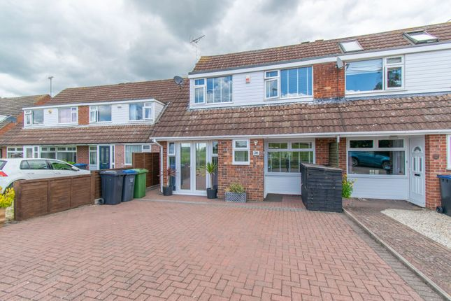 Thumbnail Semi-detached house for sale in Willow Crescent, Market Harborough