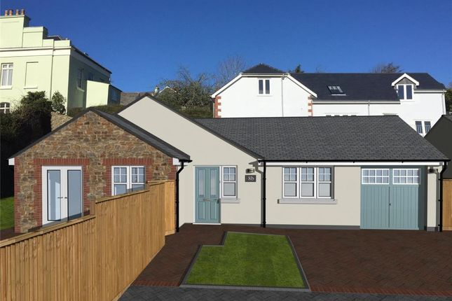 Thumbnail Detached bungalow for sale in Tuckers Brook, Modbury, Ivybridge