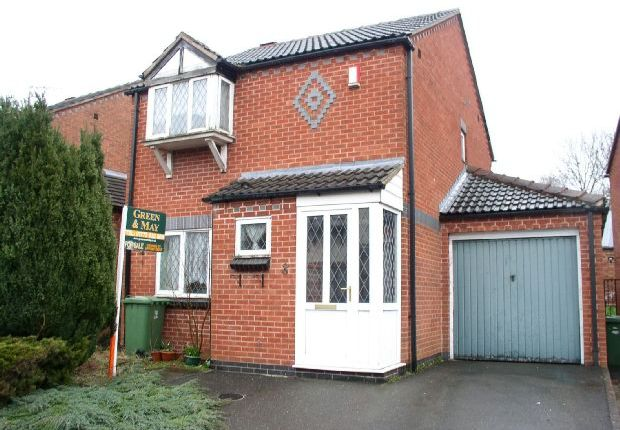 Thumbnail Detached house for sale in Beauchief Gardens, Riber Avenue, Somercotes, Alfreton