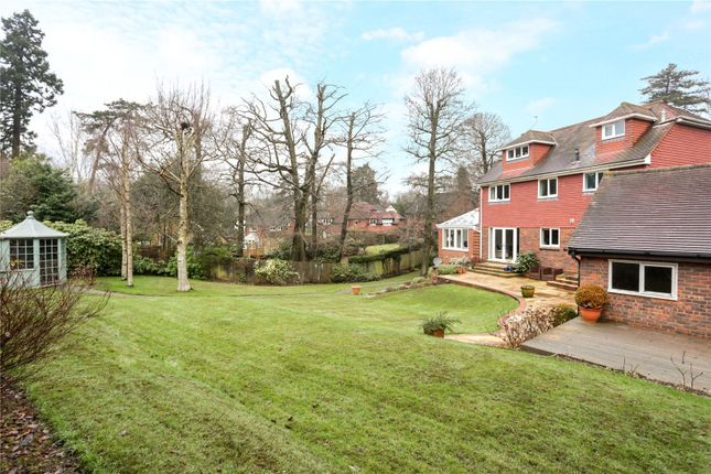 Thumbnail Detached house for sale in Camden Park, Tunbridge Wells, Kent