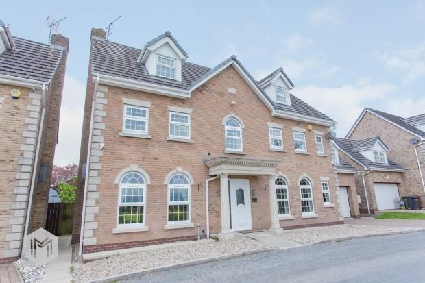 Thumbnail Detached house to rent in Stanley Lane, Aspull, Wigan