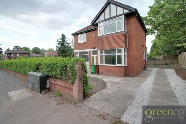 Thumbnail Detached house to rent in Holland Road, Crumpsall, Manchester