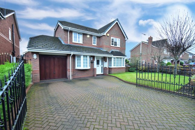 Detached house for sale in Ramillies Avenue, Cheadle Hulme, Cheadle