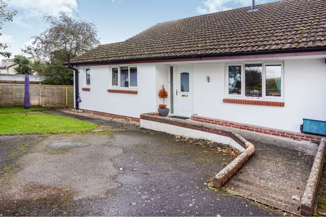 Thumbnail Detached bungalow for sale in The Brittons, Braunton