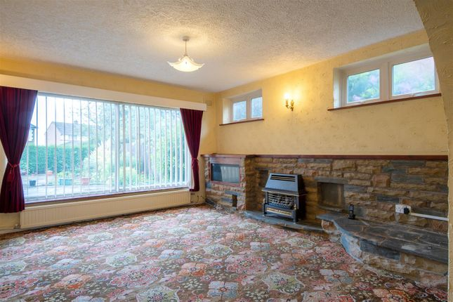 Sitting Room of Manor Road, Desford, Leicester LE9